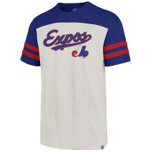 Montreal Expos MLB '47 Endgame Club Tri-Colored T-Shirt