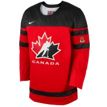 Team Canada IIHF Official 2018-19 Replica Red Hockey Jersey