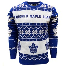 Toronto Maple Leafs NHL 2019 Ugly Crewneck Sweater