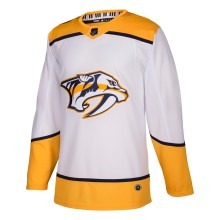 Nashville Predators adidas adizero NHL Authentic Pro Road Jersey