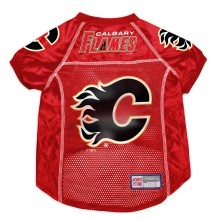 Calgary Flames NHL Pet Jersey