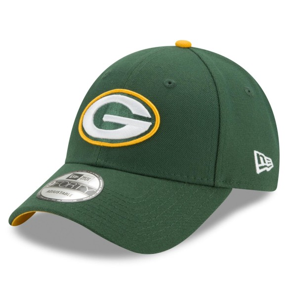 Green Bay Packers NFL The League 9FORTY Cap
