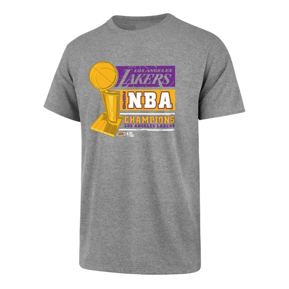 Los Angeles Lakers NBA `47 Champions 2020 T-Shirt