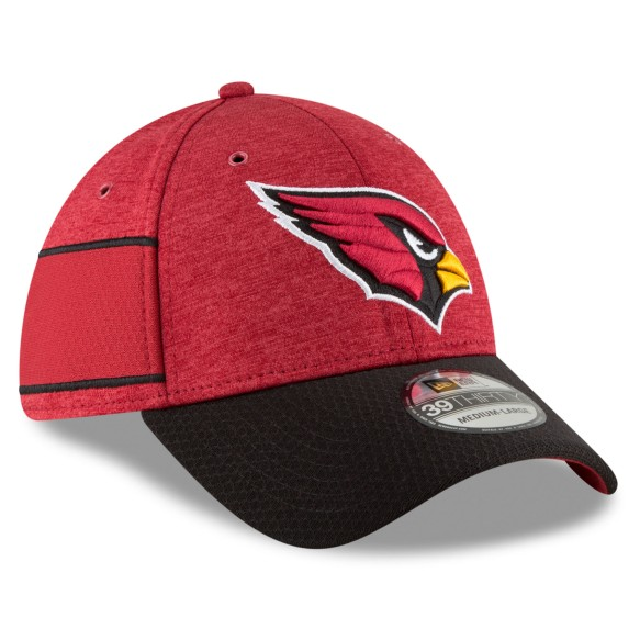 Arizona Cardinals New Era 2018 NFL On Field Home 39THIRTY Cap