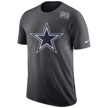 T-Shirt NFL DRI-FIT NIKE Crucial Catch des Cowboys de Dallas