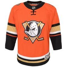 Anaheim Ducks NHL 2019-20 Premier Youth Replica Alternate Hockey Jersey