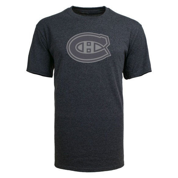 Montreal Canadiens NHL `47 Carbon T-Shirt