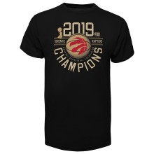 Toronto Raptors '47 NBA 2019 Champions T-Shirt - Black