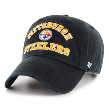 Pittsburgh Steelers NFL `47 Owen Clean Up Cap | Adjustable