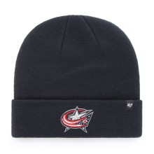 Columbus Blue Jackets NHL '47 Raised Cuff Knit Primary Beanie