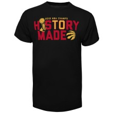 Toronto Raptors '47 History Made NBA 2019 Champions T-Shirt