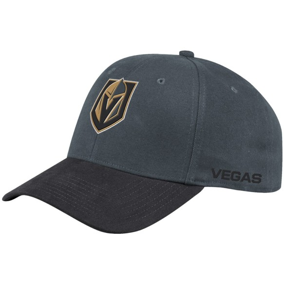 Vegas Golden Knights adidas NHL City 2-Tone Flex Cap