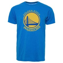 Golden State Warriors Heathered Royal Club T-Shirt