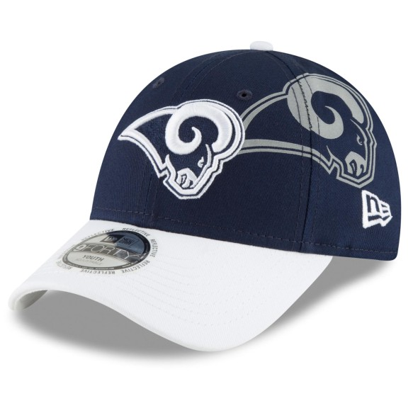 Los Angeles Rams YOUTH Sideflect 9FORTY Cap | Adjustable