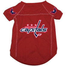 Washington Capitals NHL Pet Jersey