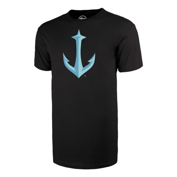 Seattle Kraken NHL `47 Fan T-Shirt - Anchor Logo