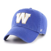 Winnipeg Blue Bombers CFL '47 Clean Up Cap