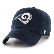 Los Angeles Rams NFL Clean Up Cap | Adjustable