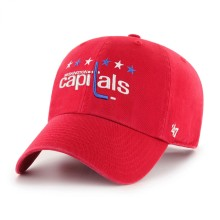 Washington Capitals NHL `47 Clean Up Alternate Cap - Red | Adjustable