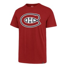 Montreal Canadiens NHL Imprint '47 Super Rival T-Shirt - Red