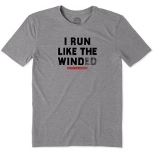 Life is Good Men's Run Like The Winded Cool Tee