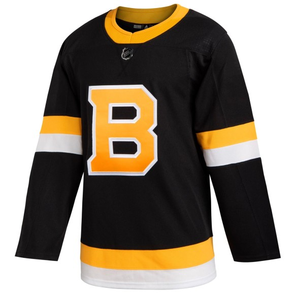 Boston Bruins adidas adizero NHL 2019-20 Authentic Pro Alternate Jersey