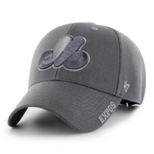 Montreal Expos '47 MVP Defrost Cap - Charcoal | Adjustable