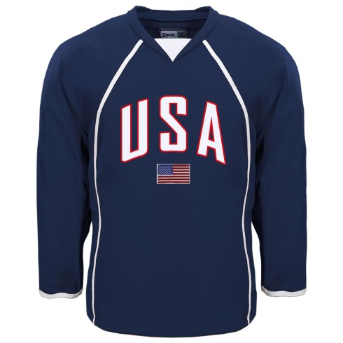 USA MyCountry Fan Hockey Jersey