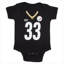 Pittsburgh Steelers Baby Kick-Off Creeper