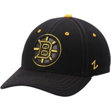 Boston Bruins NHL Zephyr Black Element II ZF Cap