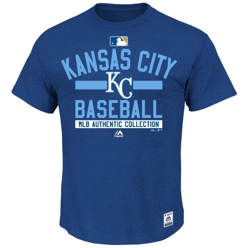 Kansas City Royals Authentic Collection Team Property Heathered T-Shirt