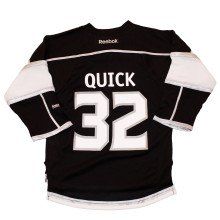 Jonathan Quick Los Angeles Kings Reebok Child Replica Home NHL Hockey Jersey