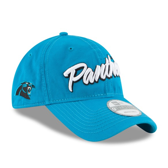 Carolina Panthers Core Shore Script Relaxed Fit 9TWENTY Cap | Adjustable