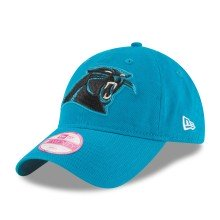 Carolina Panthers NFL New Era Women's Team Glisten Relaxed Fit 9TWENTY Cap | Adjustable