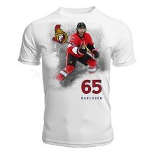 Ottawa Senators Erik Karlsson YOUTH FX Highlight Reel Kewl-Dry T-Shirt 2
