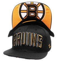 Boston Bruins NHL Zephyr Villain Cap | Adjustable