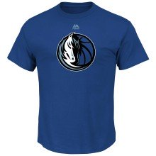 Dallas Mavericks Primary Logo NBA T-Shirt