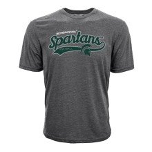 Michigan State Spartans NCAA Football Stature T-Shirt
