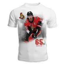Ottawa Senators Erik Karlsson NHL FX Highlight Reel II Kewl-Dry T-Shirt