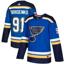Vladimir Tarasenko St. Louis Blues adidas NHL Authentic Pro Home Jersey - Pro Stitched