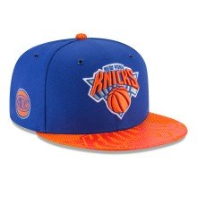 New York Knicks New Era NBA 2018 On Court All-Star Collection 9FIFTY Snapback Cap | Adjustable