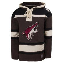 Arizona Coyotes NHL OTH Heavyweight Jersey Lacer Hoodie