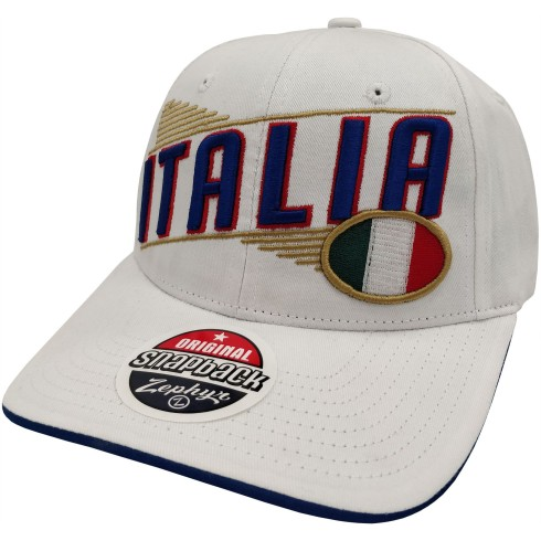 Italia MyCountry Zephyr Crossover Cap | Adjustable