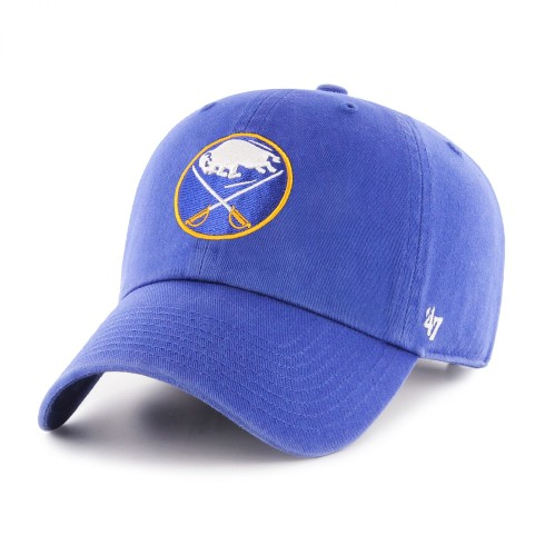 Buffalo Sabres Vintage NHL `47 Clean Up Primary Cap | Adjustable