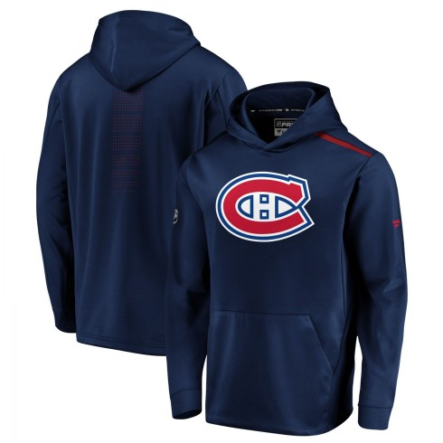 Montreal Canadiens NHL Authentic Pro Rinkside Hoodie
