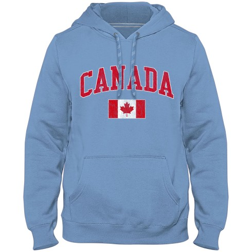 Canada MyCountry Vintage Premium Hoodie - Light Blue