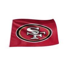 San Francisco 49ers NFL 3' x 5' Team Logo Flag