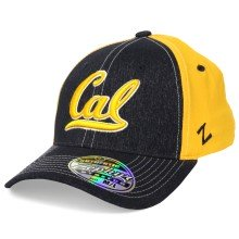 California Golden Bears NCAA Zephyr Challenger Flex Cap