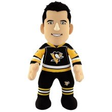 "Pittsburgh Penguins Sidney Crosby 10"" NHL Plush Bleacher Creature"