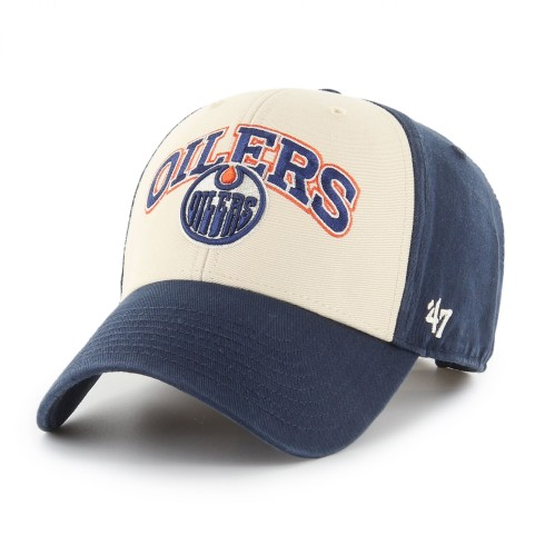 Edmonton Oilers NHL '47 Saga MVP Cap | Adjustable